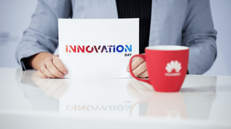 Huawei - Innovation Day - Virtuelles Event