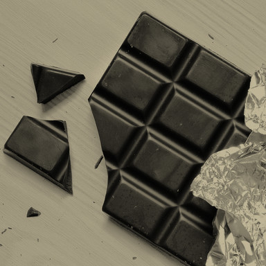You can keep your chocolate bars - give us industrial adhesives instead