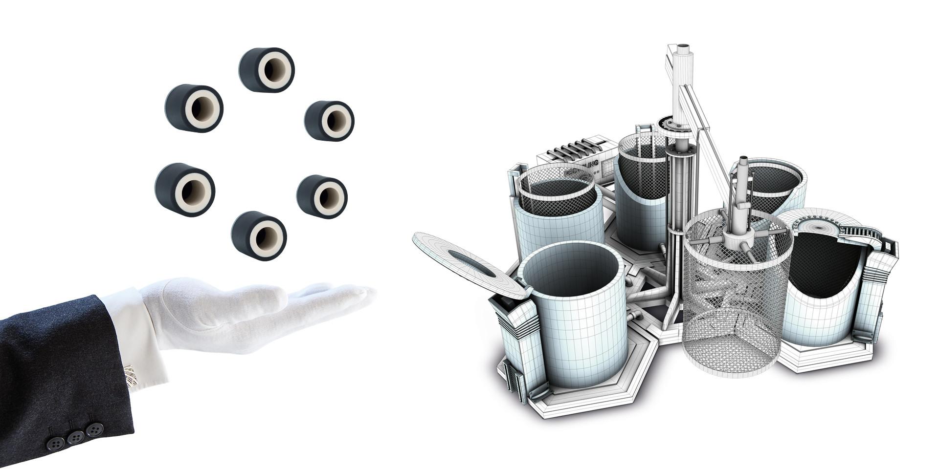 Henkel – Loctite Impregnation Solutions – Graphics
