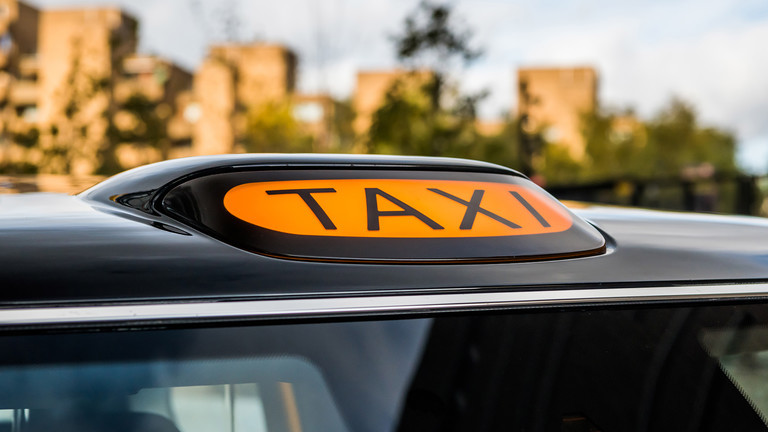 London Black Cab, Taxi