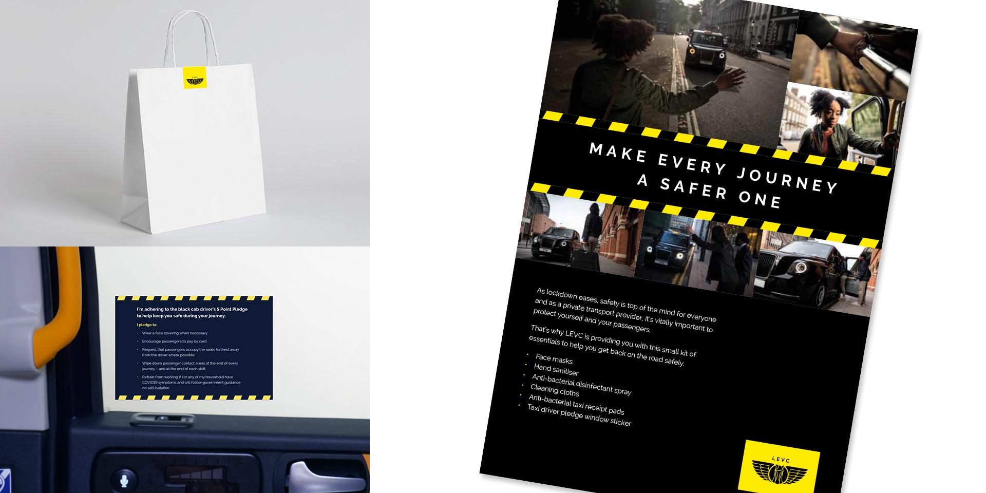 LEVC Case Study B2C London Campaign