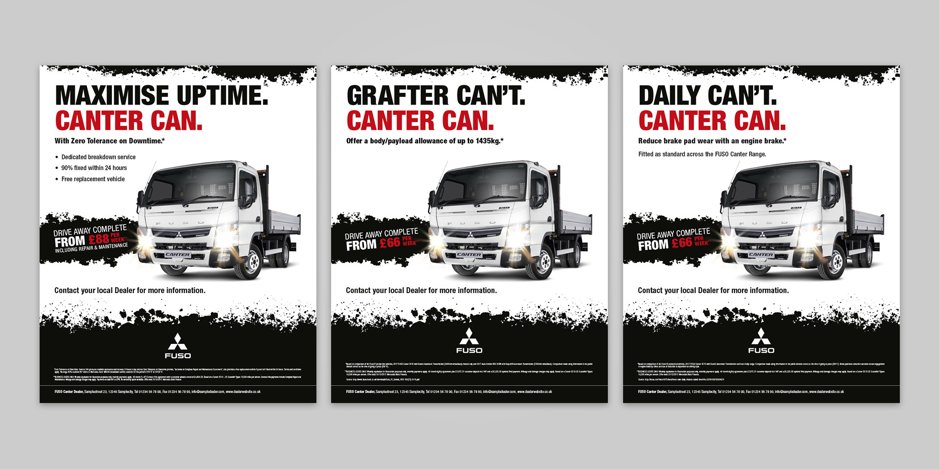 Canter can campaign