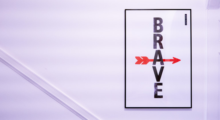 Be brave. Come and work with PH